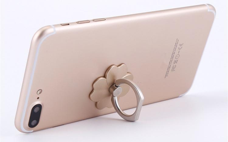 360 Stopni Palec Serdeczny Mobile Phone Smartphone Uchwyt Stojak Na iPhone 7 plus Samsung HUAWEI Smart Phone IPAD MP3 Samochodu Zamontować stojak 15