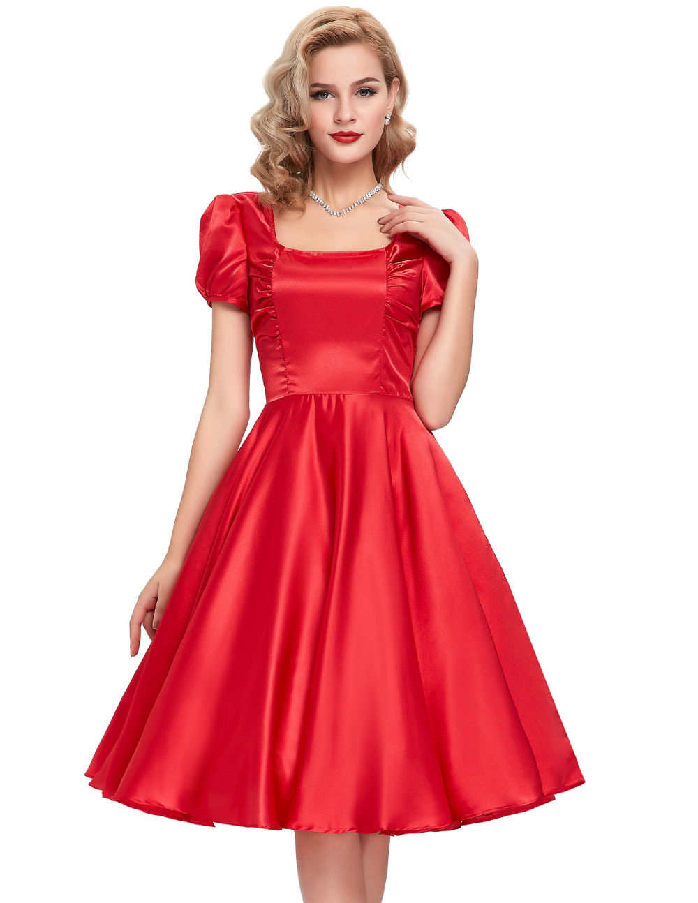 Popular Cheap 50s Dresses-Buy Cheap Cheap 50s Dresses lots from ...