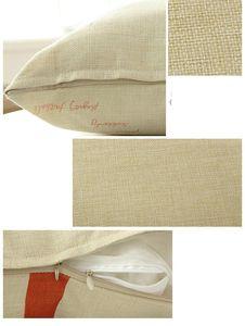 Image 3 - 40x40 Nordic Style Geometric Cushion Cover Polyester Pillowcase Cojines Decorativos Para Sofa Home Bedroom Sofa Decor