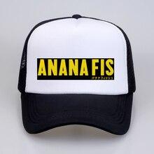 Japan Anime Banana Fish Baseball caps fashion print Women Men cool Mesh Trucker Cap Summer Casual Snapback hat
