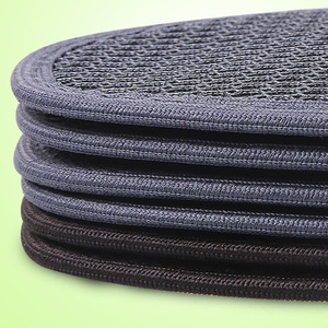 Image 5 - Cushion Bamboo Charcoal Sports Foot Antibacterial Unisex Breathable Shoe Pads Ice Silk Insoles Care Outdoor Dry Deodorant Hiking