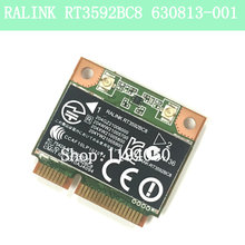 RALINK Rt3592 rt3592bc8 Dual band 300 Mbps Wi-fi metade Mini PCI-E Wireless-N Cartão SPS: 630813-001 4230 s 4430 s 4530 s RT3592