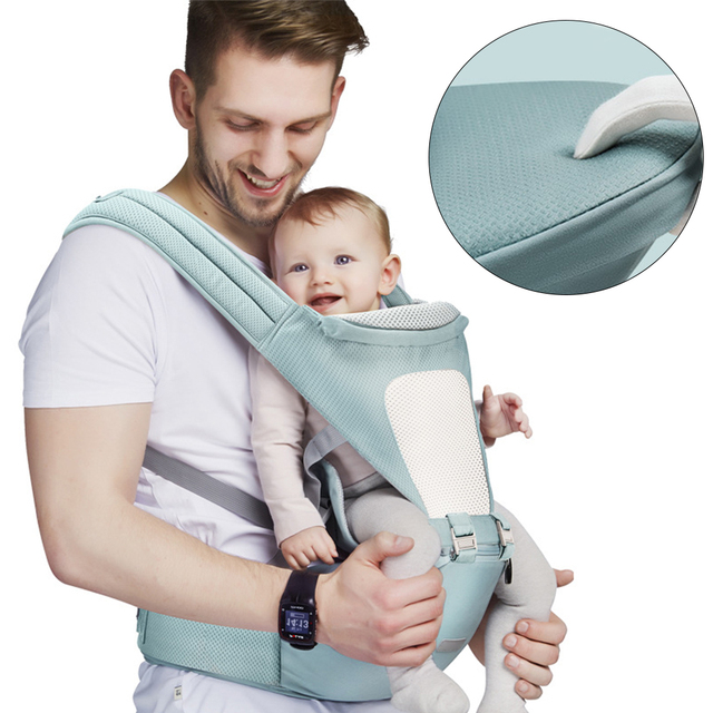 2687a79009c Baby Sling Mochila Ergonomica Bebe Carrier Newborn Backpack Infant Pouch  Wrap Baby Kangaroo Baby Backpack