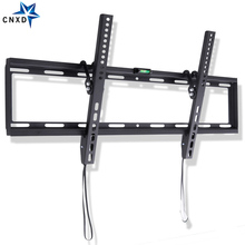 Universal Tilting Plasma LCD LED TV Bracket Ultra HD TV Wall Mount Bracket Fit for 32-70 Max Support 50KG Weight tv ceiling display hanger lift manual lifting 14 32 45 50 55 inch 65 70 inchs universal tilting and fixing plasma lcd led ultra