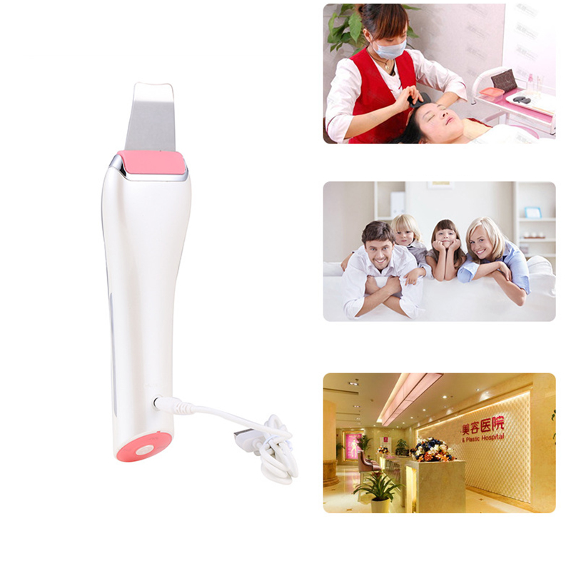 Household Face Massage Ultrasonic Beauty Instrument Electric Slimming Massager Whitening Face Skin Beauty Makeup Tools 30Household Face Massage Ultrasonic Beauty Instrument Electric Slimming Massager Whitening Face Skin Beauty Makeup Tools 30