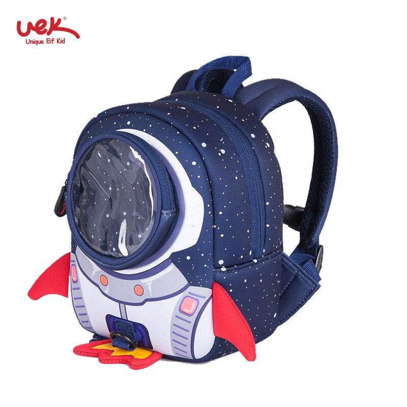 UEK Brand Anti-lost kids Bag Kindergarten Kids Baby Backpack Boys School Bags For Girls Cool Children Backpacks Mochila Escolar