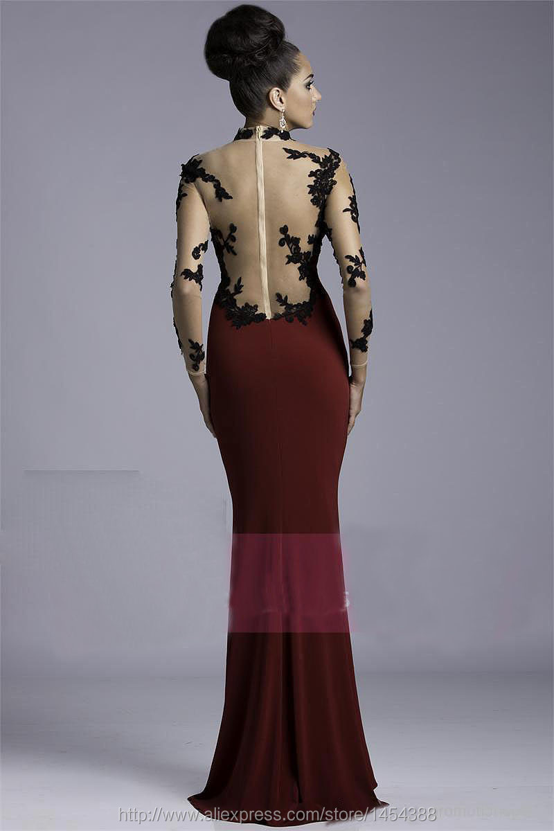 2014-janique-burgundy-evening-gowns-sheer