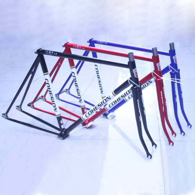 steel bike frames