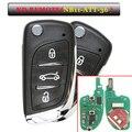 Бесплатная доставка (5 шт./лот) Keydiy KD900 NB11 3 кнопки дистанционного ключа с NB-ATT-36 модель для peugeot, Citroen, DS и т. д.