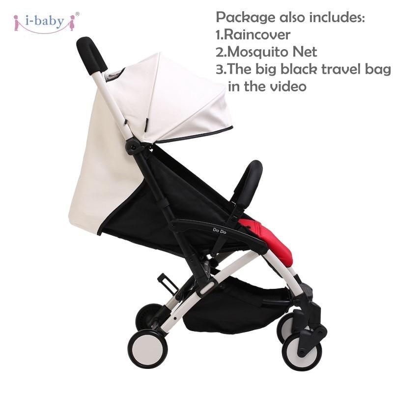 i-baby DoDo Lichtgewicht Wandelwagen Kinderwagen Hoog Landschap - Activiteit en uitrusting voor kinderen - Foto 2