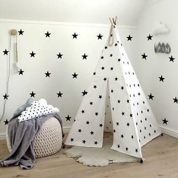 Bedroom Stars Wall Sticker For Kids Room Home Decoration  1