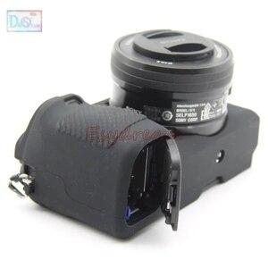 Image 4 - ยางซิลิคอนกรณี Body Protector สำหรับ Sony A6100 A6300 A6400 ILCE 6100 ILCE 6400 ILCE 6300 กล้อง