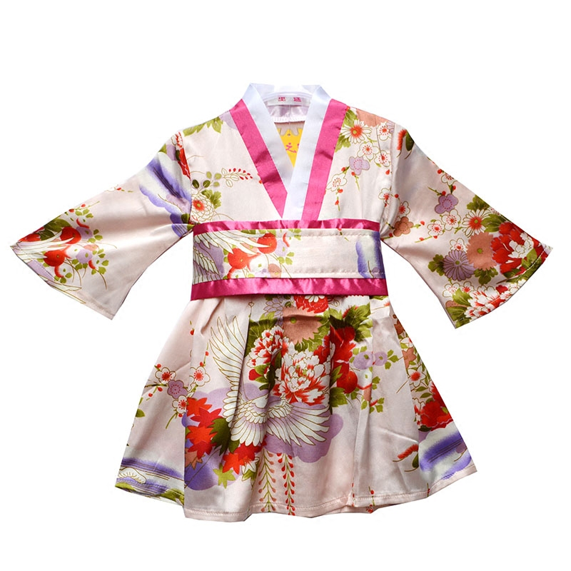7ed68c871 2019 nuevos niños yukata ropa japonesa chica kimono vestido niños yukata  haori disfraz tradicional ...