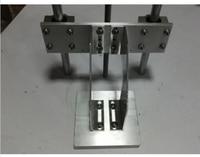 SWMAKER 3D printer Z axis build platform system kit for DIY UV resion DLP 3D printer build plate support arm+TR8 lead screw del