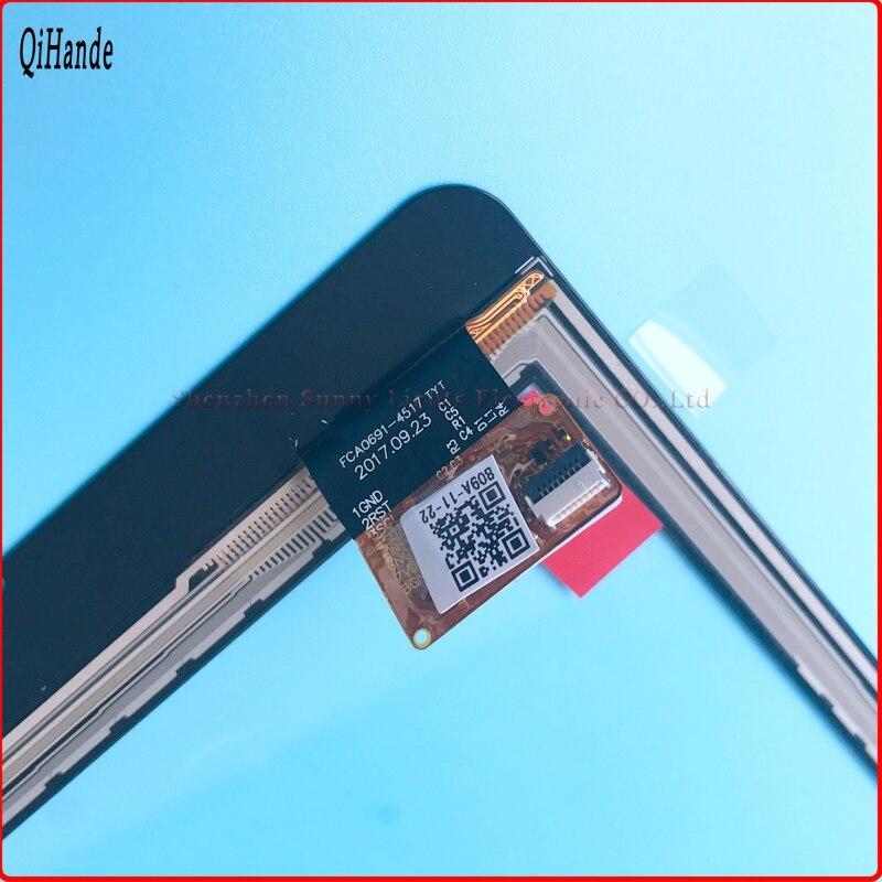 Новый Сенсорный экран fca0691-4517 для 8 дюймовый планшетный ПК Замена ЖК-дисплей дигитайзер сенсорный датчик fca0691