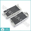 New Aluminium Cores Offroad Motorcycle Bike Radiator for Honda CRF450R 02 03 04