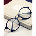 Transparent Glasses Frame For Women Round And Acetate In Spectacles Frame With Clear Lens lt2969