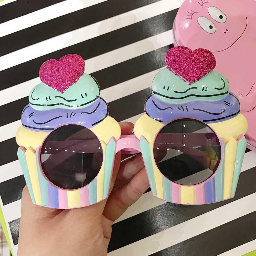 Для летних вечеринок украшения Дети подарок цветок солнца Единорог очки для вечеринки костюм очки солнцезащитные очки на день рождения реквизит для фотографий