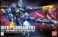 Bandai HGUC 1/144 168 GUNDAM F91 HARRISON MARTIN CUSTOM Scale model