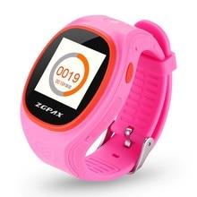 มินิจีพีเอสติดตามS866สมาร์ทนาฬิกาสำหรับเด็กสนับสนุนทั่วโลกการดูแลคุณสมบัติAPP IOS GPS LBS WIFIบลูทูธSOS Telemonitorin