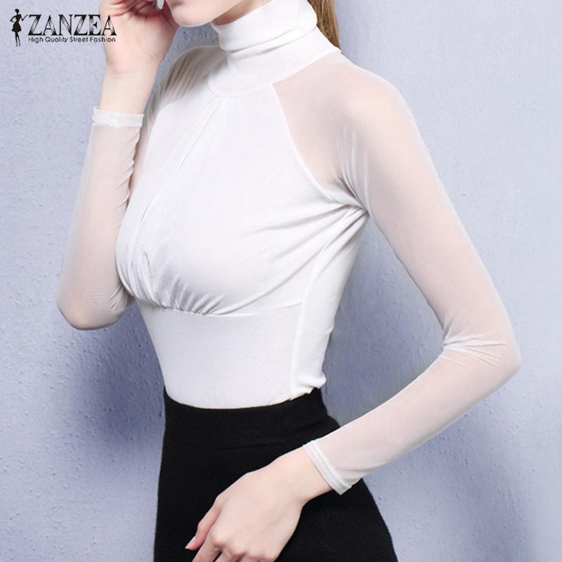 HTB1cbiPQVXXXXaFXVXXq6xXFXXXm - Women Autumn Sexy Blouses Shirts Long Sleeve Tops Casual