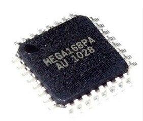 1pcs/lot ATMEGA168PA-AUR ATMEGA168PA-AU MEGA168PA-AU ATMEGA168PA ATMEGA168 MEGA168PA TQFP32 In Stock