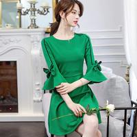 2018 New Chinese styles Women's Fashion Dresses for Spring and Summer the best gift for girl friend