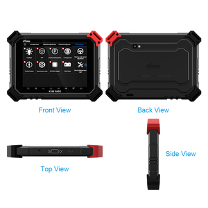 Image 2 - XTOOL X100 PAD2 Pro key programmer OBD2 Auto scanner diagnostic Tool with For VW 4th 5th Immobilizer Odometer adjustment update