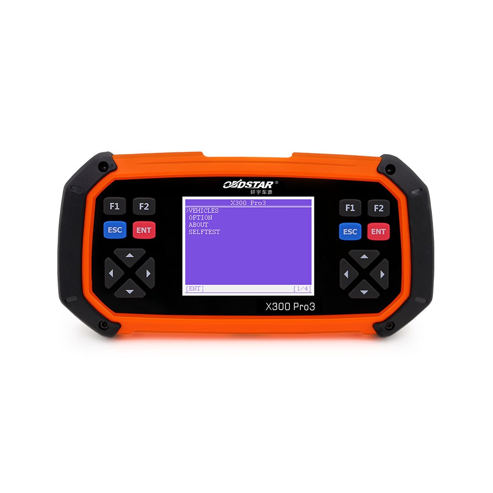 High Quality OBDSTAR X300 PRO3 Key Master OBDII X300 Key Programmer Odometer Correction Tool with EEPROM/PIC Update Online  цены