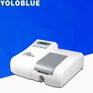 Image 2 - 220V 722 UV visibile spectrophotometric spettroscopia di laboratorio spettrometro Analisi di Laboratorio Attrezzature