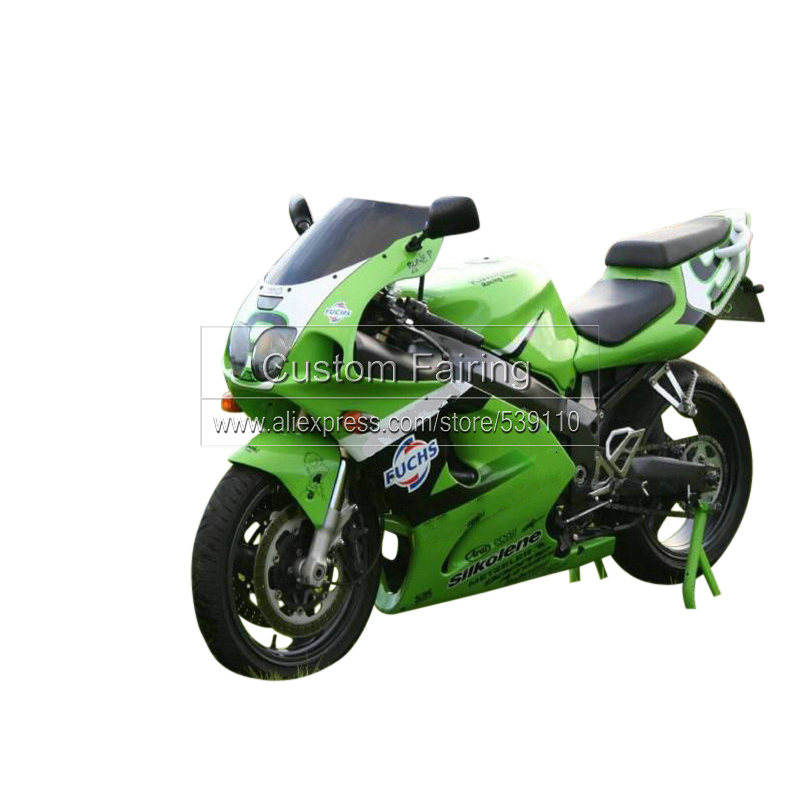 ABS plastics fairing kit for Kawasaki ZX7R ZX-7R Ninja 96 97 99 00 01 02 03 1996 - 2003 fairings 7 gifts xl09