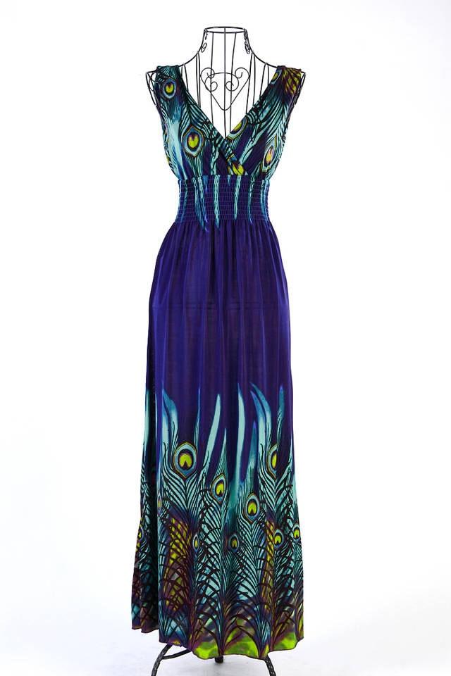 Női nyári 2018 csőcsatlakozó bohémia strand ruha kiváló minőségű, teljes ruha egyrészes ruha
