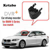 Car DVR Wifi Video Recorder Dash Cam Camera for BMW 5 Series low match Night Vision APP Control Phone 1080P CCD