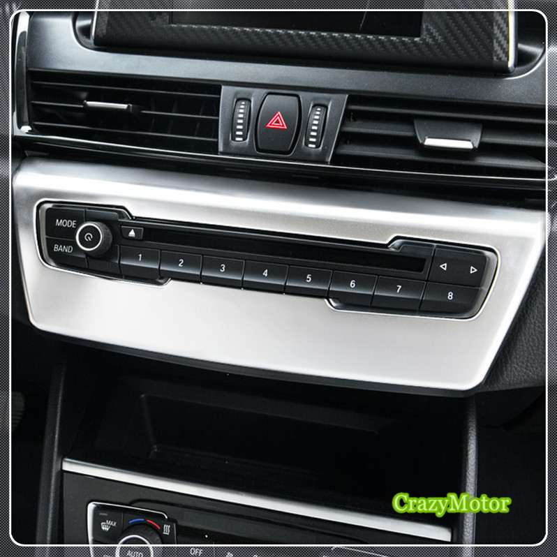 ABS Inner Gear Box Cover Trim For BMW 2 Series F45 F46 Gran Active Tourer 15-18
