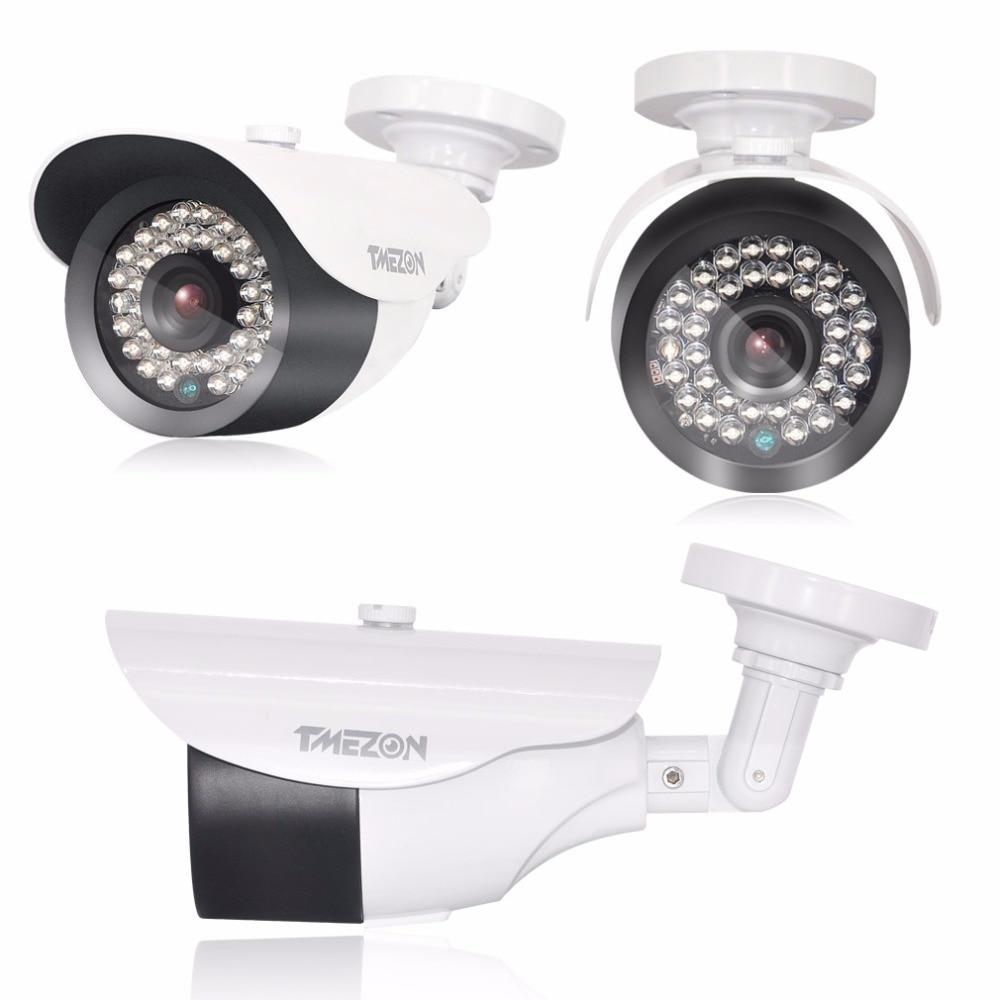 Kamera TMEZON AHD 1080P 2.0MP CCTV s vysokým rozlišením IR LED - Zabezpečení a ochrana - Fotografie 5