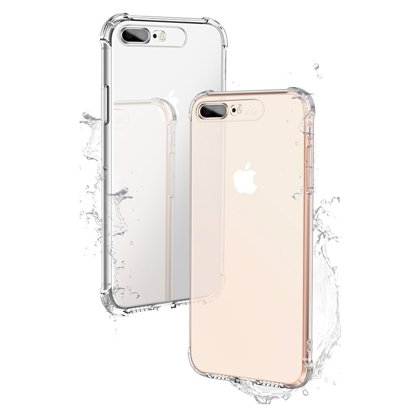KIPX1046_9_Luxury Shockproof Transparent Cases for iPhone XS XR XS Max Soft Silicone Phone Case for iPhone 5S SE 6S 7 8 Plus Back Cover