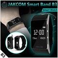 Jakcom b3 smart watch nuevo producto de protectores de pantalla como cuarzo blutooth de fibra óptica adaptador de fibra cable de lan