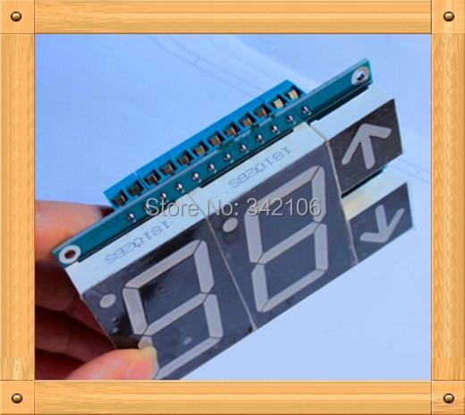 Free Shipping!!!  BCD Code LED Display Module / Elevator Call Board / BCD Decoder Display