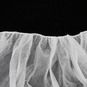 Image 4 - 10 adet dokunmamış tek kullanımlık masaj masa örtüsü yatak örtüsü su geçirmez beyaz