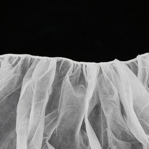 Image 4 - 10 pezzi di tessuto Non tessuto Usa E Getta Lettino Da Massaggio Copriletto Letto Copertura Impermeabile Bianco