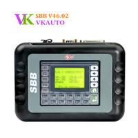 New Slica SBB V46.02 Key Programmer with 9 Languages Same Function As CK100 V46.02 Key Programmer Free Shipping