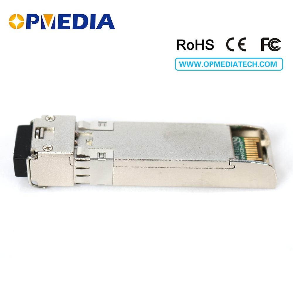 Compatível com transceptor Extrem 10GBASE-ER SFP +, módulo óptico - Equipamento de comunicação - Foto 2