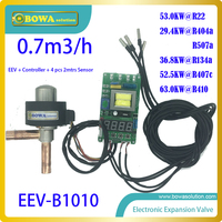 Artificial Intelligence Electronic Expansion Valves Provides Perfect Throttling Solutions For Refrigeration Heat Pump And AC