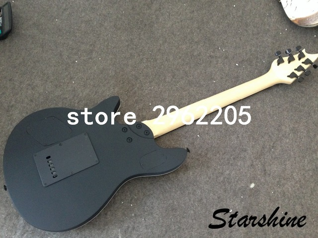 Starshine Free shipping electric guitar basswood body good quailty rosewood fingerboard 3