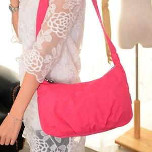 Image 5 - Phụ nữ Sứ Giả Túi Nylon Hobo Shoulder Bags Túi Xách Phụ Nữ Thương Hiệu Nổi Tiếng Thiết Kế Túi Crossbody Nữ Bolsa Sac MỘT Chính
