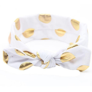 Girls Gilding Headbands Bowknot Hair Accessories For Girls Infant Hair Band  headband for a girl baby headband bezel