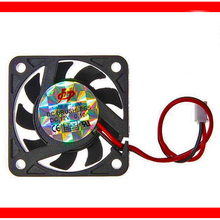 Mini 12V 2 Pin 40mm Computer Cooler Small Cooling Fan PC Black F Heat Sink a57 hot sale 40mmx 40mm x 13mm12v 2 pin 40mm computer cooler small cooling fan pc black f heat sink for laptop 1 pc