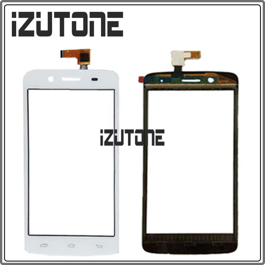 High quality For Prestigio Multiphone PAP 5507 Duo PAP5507 Duo Touch Screen Digitizer Glass sensor Panel white Free Shipping