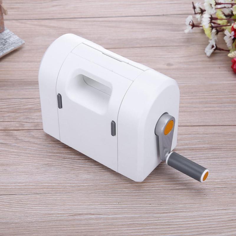 Die Cutting Embossing Machine for Scrapbooking Cutting Die Cut Paper Cutter Machine Home Children DIY Embossing
