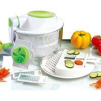 Multifunctional Salad Maker Set Vegetable Food Slicers Shredder Chopper Cutter Device Kitchen Tools